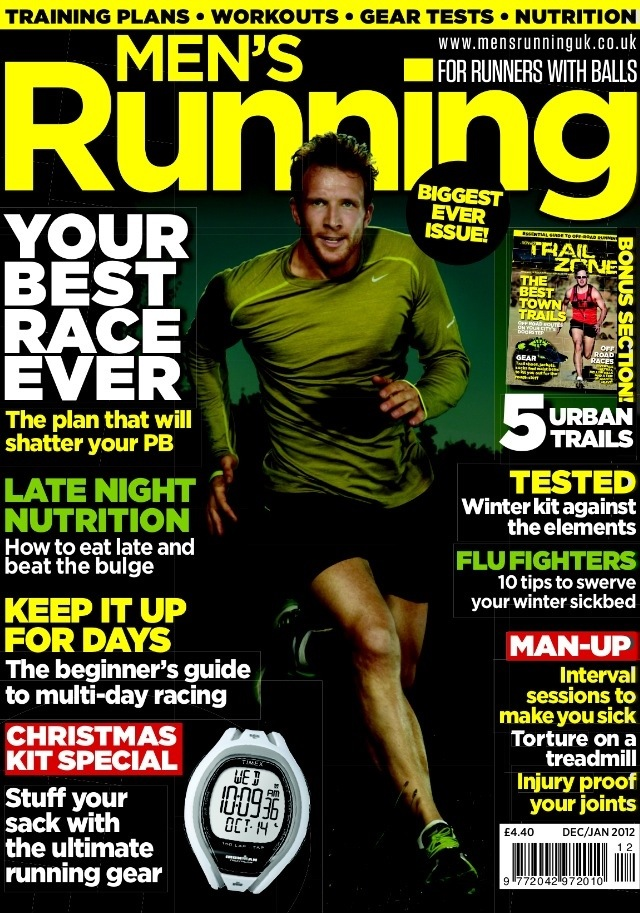 Sean Lerwill's Men's Running cover