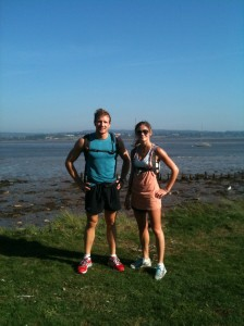 Exeter Quay to Turf Locks 10mile Run