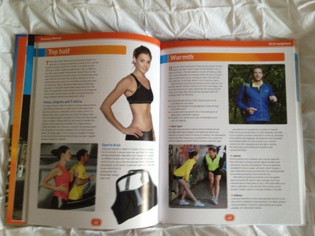 Haynes Running Manual by Sean Lerwill