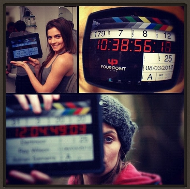 Kate Braithwaite with FourPointFilms