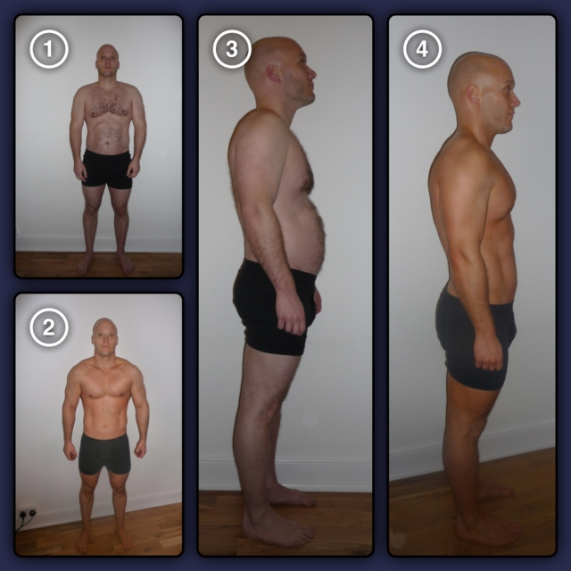 John's body transformation by Sean Lerwill