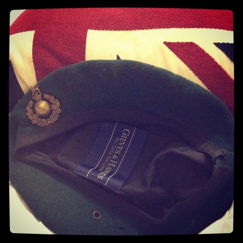 Royal Marines beret