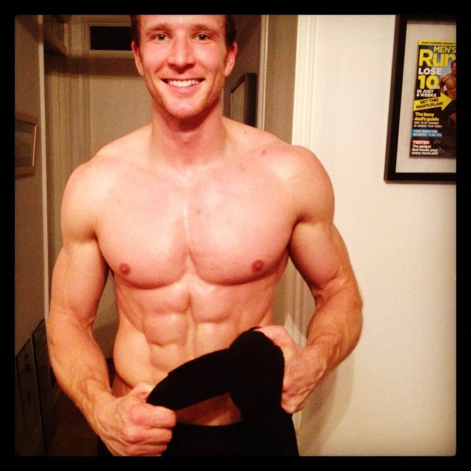 Sean Lerwill's physique